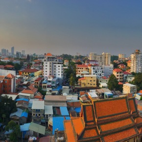 Over the River and Through the Woods…to Phnom Penh Igo.